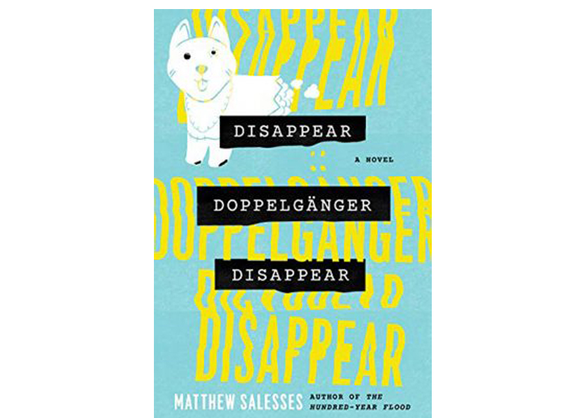Disappear Doppelganger Disappear by Matthew Salesses