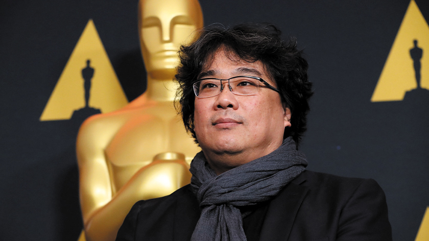 Film director Bong Joon Ho
