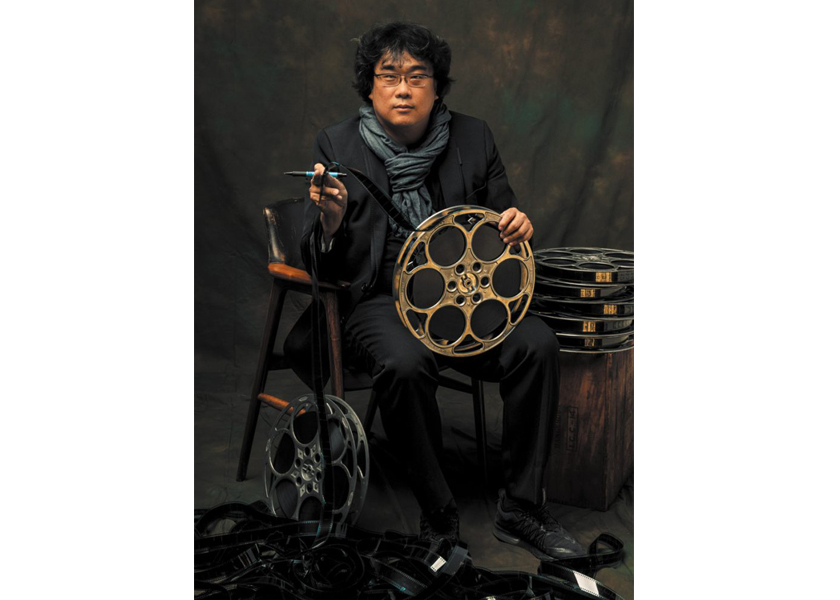 Filmmaker Bong Joon Ho