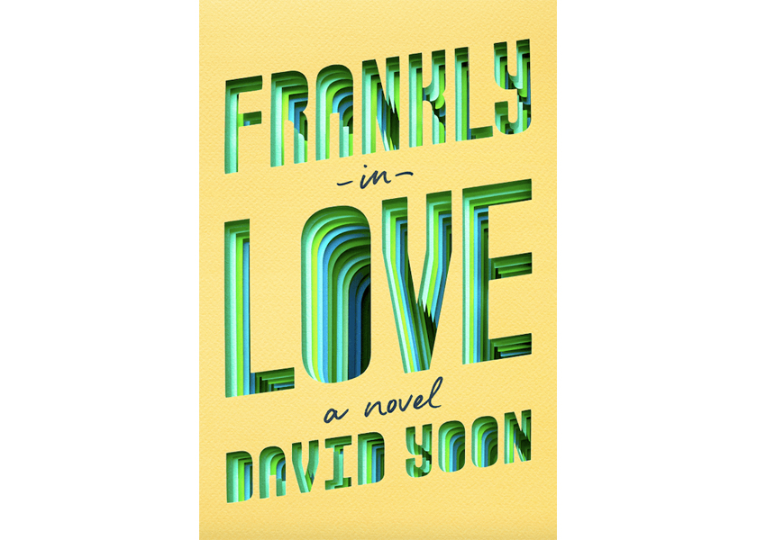 Frankly in Love: A novel by David Yoon