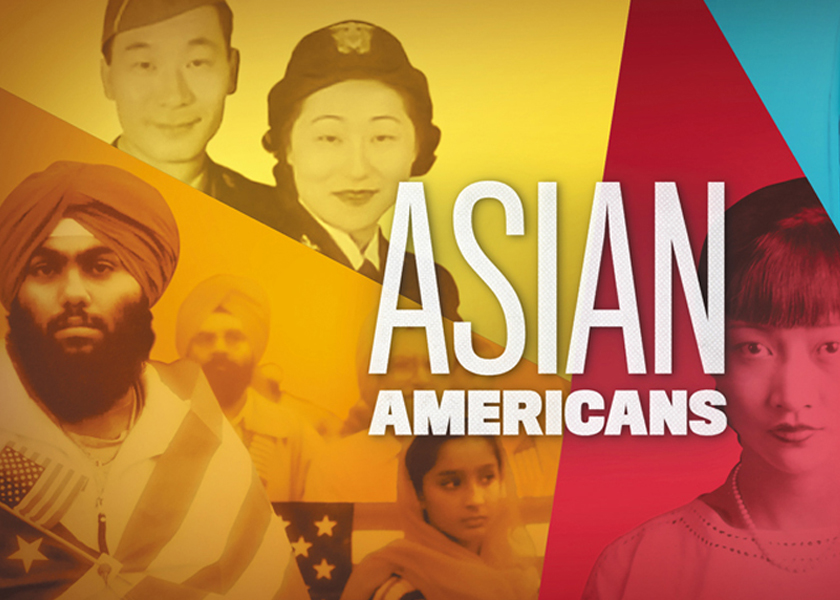 """Asian Americans"" PBS  series examines Asian immigrant history, leadership and human rights victories."