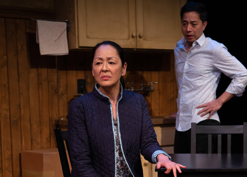 The Brothers Paranormal:  Collaboration of Theater Mu and Penumbra uses drama, humor and chills