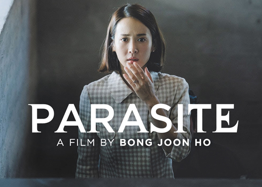 Parasite: A film by Bong Joon Ho