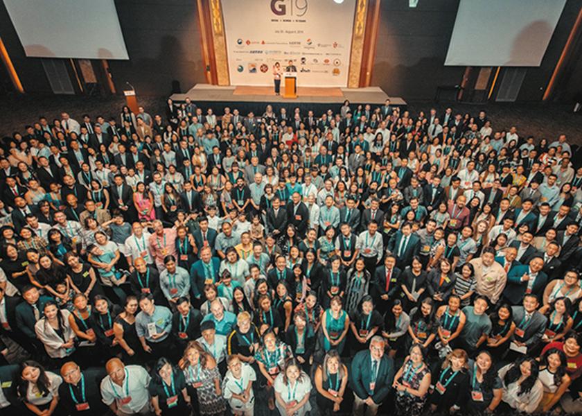 International Korean Adoptee Association (IKAA) Gathering 2019 in Seoul.