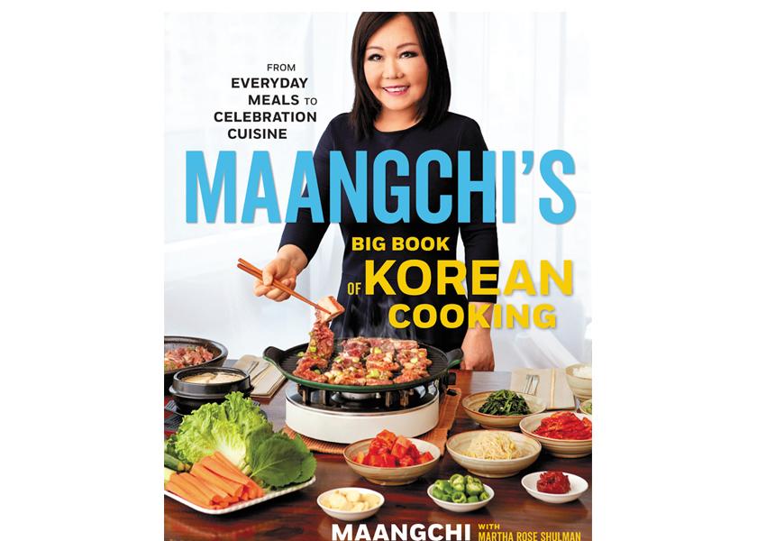 Author interview: Maangchi's Big Book of Korean Cooking